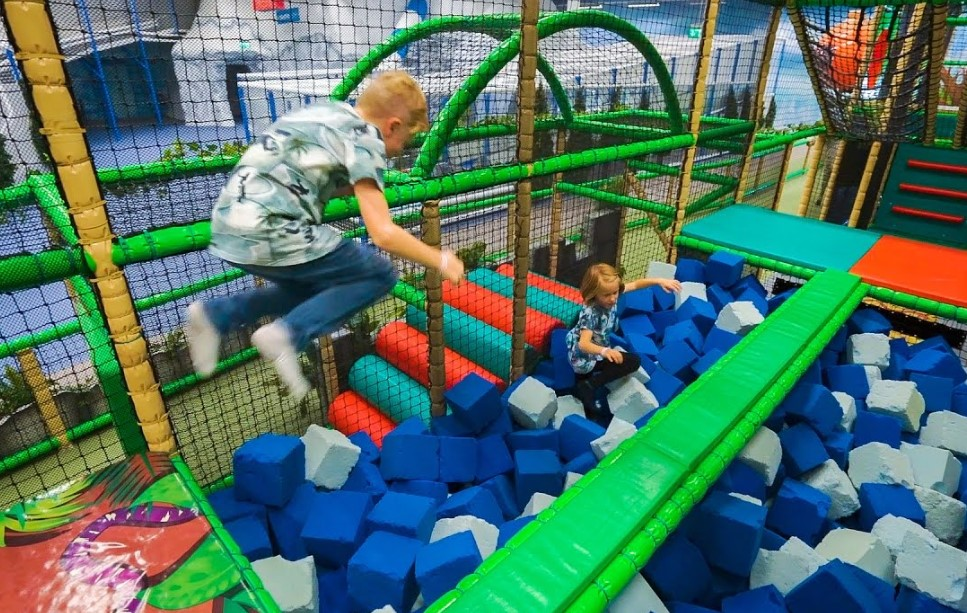 Reasons Why Choosing Indoor Play Area for Kids