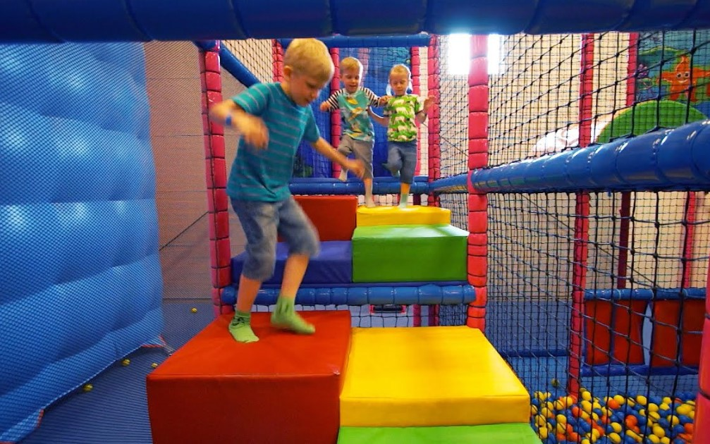 Indoor Play Area for Kids