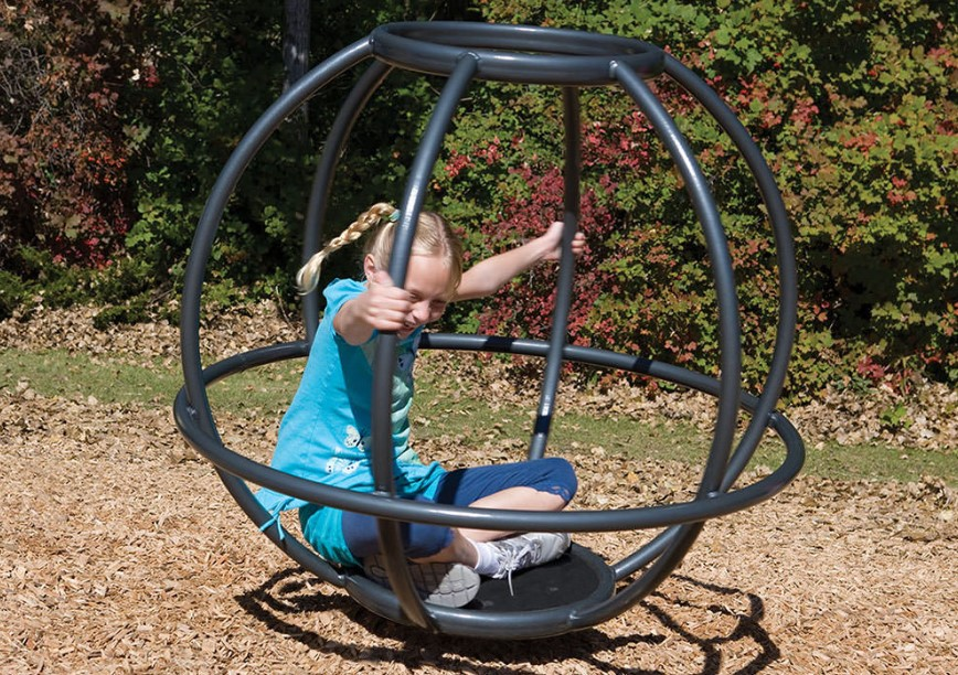 Playground Equipment That Spins