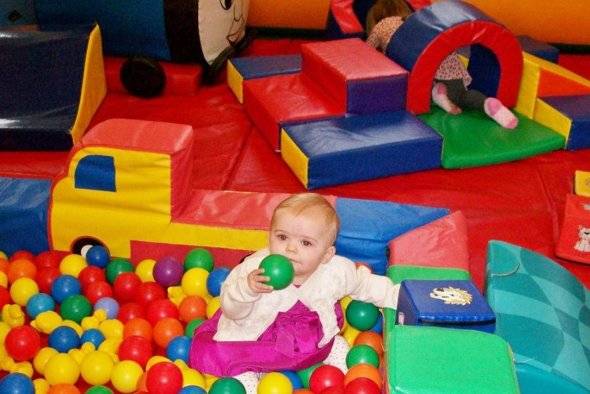 benefits of baby gym